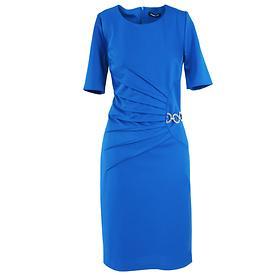 Kleid Amy Gr. 42, blau