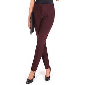 Techno-Stretch-Business-Hose Delia berry Gr. 42
