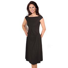 Kleid Zoe schwarz Gr.46
