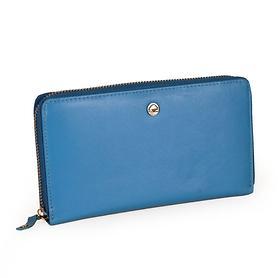 XL-Geldbörse Derby blau