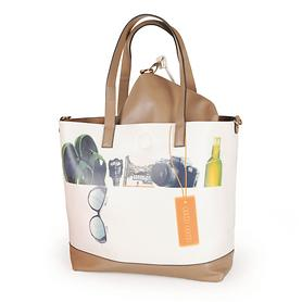 Shopper Summer Motiv Reise