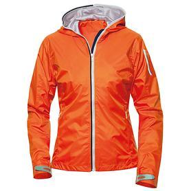 Damen-Regenjacke Sea orange Gr. S
