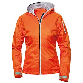 Damen-Regenjacke Sea orange Gr. M