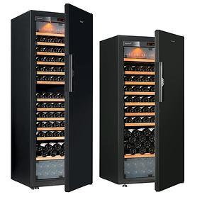 Dreitemperatur-Weinklimaschrank Pure für 137 oder165 Flaschen