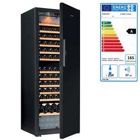 Dreizonen-Klimaschrank Pure L für 165 Flaschen