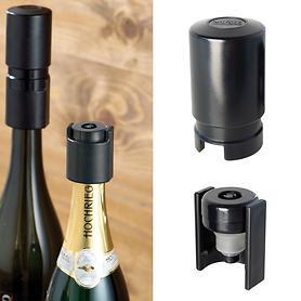 Champagner- und Sektflaschen Frischhalte-Verschluss