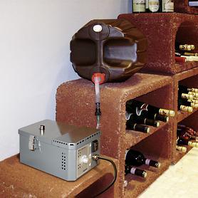 Hygromaster Weinkeller Befeuchter (mit Wassertank)
