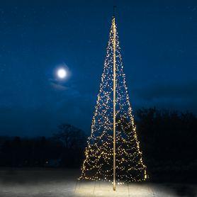 LED-Weihnachtsbaum mit Mast Fairybell