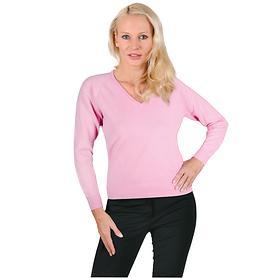 Merino V-Pullover Isabel