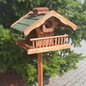 vogelhaus-birdy-ii-mit-dachpappe