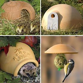 Keramik Naturschutz-Set