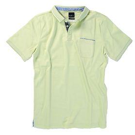 Polo-Shirt Stefan grün Gr. M
