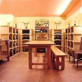 Weinkellersystem Portovino