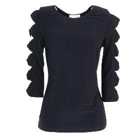 Shirt schwarz Gr. 38 Anita