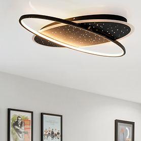 LED-Deckenlampe Stelaris