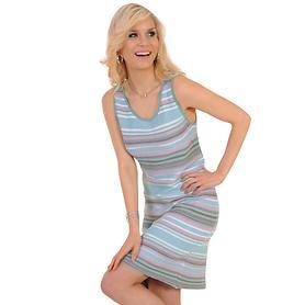 Kleid Nele blau Gr. 38
