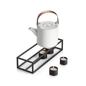 Stövchen oder Teelichthalter Cubo