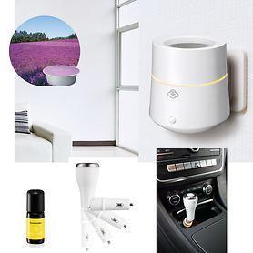 Aroma-Diffuser für Steckdose oder Auto