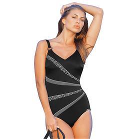 Beautyform-Badeanzug Gr. 44D