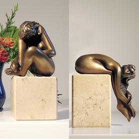 Bronze-Skulpturen von Bruno Bruni