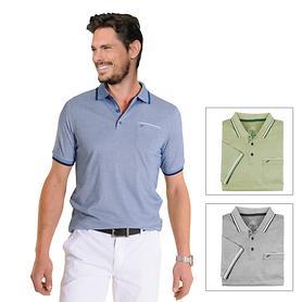 Herren-Poloshirt Daniel in 3 Farben