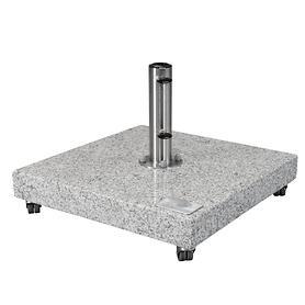 Granitplattenständer rollbar, 140 kg
