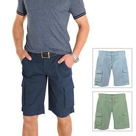 Bermuda-Shorts William