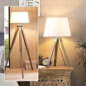 Tisch- & Stehlampe Loft