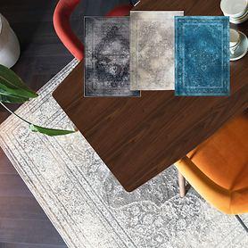 Vintage-Teppiche Rugg