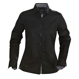 Bluse 'Baltimore', schwarz Gr.XL