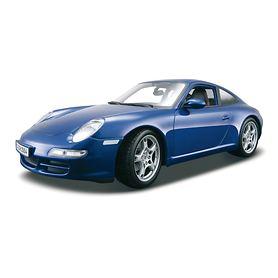 Porsche Modell-Auto 911 Carrera S, blau