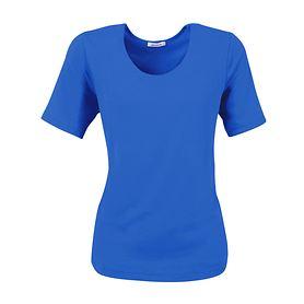 Shirt Paris saphirblau Gr. 36