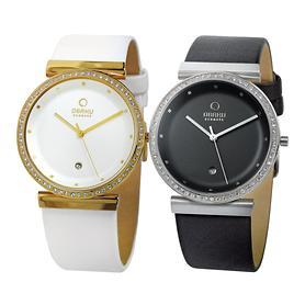 Obaku-Armbanduhr Geshe