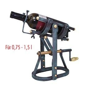 Dekantiermaschine BUTTLER für 0,75 -1,5l Flaschen