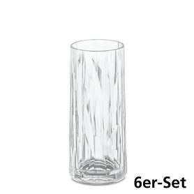Glas-6er-Set Club No. 3