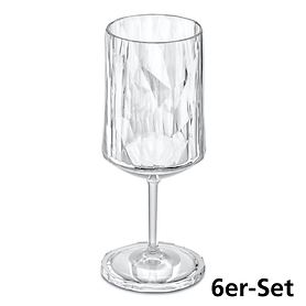 Glas-6er-Set Club No. 4