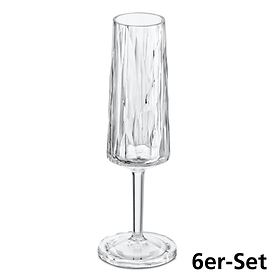 Glas-6er-Set Club No. 5