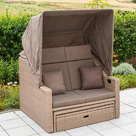 Relax-Lounge Rimini, multifunktional, inkl. Abdeckhülle