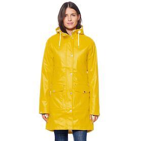 Regenmantel Erna gelb Gr.S