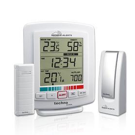 Luftgütemonitor und Thermo-Hygro-Sensor