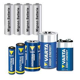 Mignon Alkaline Batterien,
