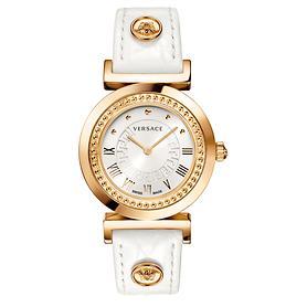 Armbanduhr Vanity weiß