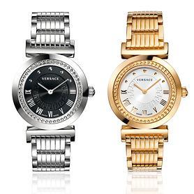 Versace Armbanduhr Vanity