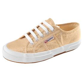 Sneaker Glitzer, gold, Gr. 39