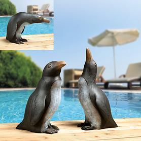 Skulpturen Pinguin