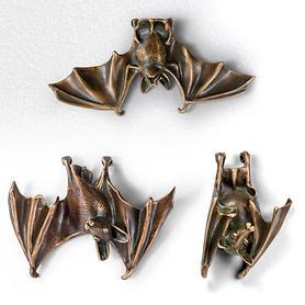 Skulpturen Fledermaus