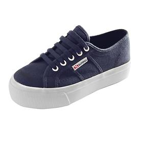 Sneaker Classic hoch navy, Gr. 37