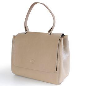 Handtasche Emily beige