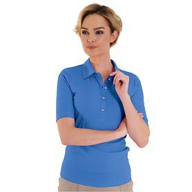 Poloshirt Stephie blau Gr.36