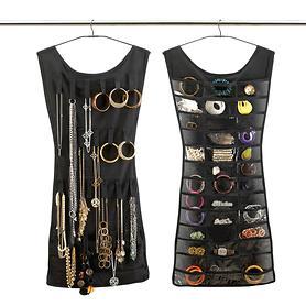 Schmuck-Organzier Little Black Dress